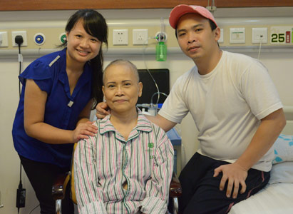 Aida Nuguid: Modern Cancer Hospital Guangzhou Is the Instrument that God Sent to Me
