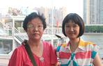 Kunjungan Pasien Modern Cancer Hospital Guangzhou ke Pearl River Menikmati Indahnya Malam