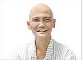 Pasien dengan  adenokarsinoma paru-paru